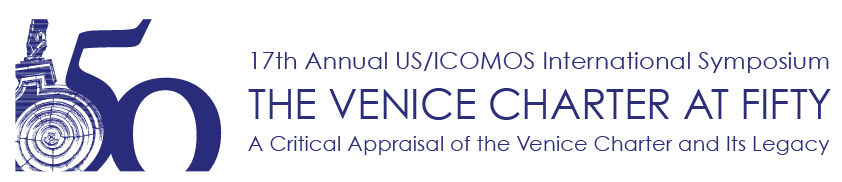 17th Annual US/ICOMOS International Symposium